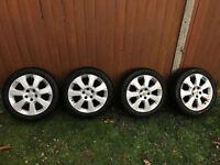 Vauxhall signum,vectra zafira wheels