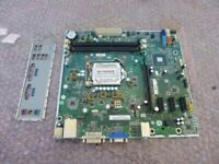 HP 3400 MT Motherboard with I/O Shield