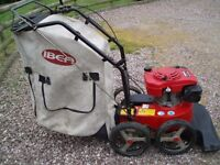 Ibea Turbo 70 Leaf Collector Vacuum- Honda Engine - Billy Goat - Self Propelled- Excellent Condition