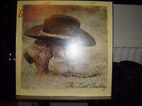 Gallagher & Lyle-The Last Cowboy vinyl album