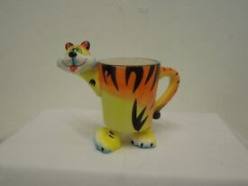 A Lovely TIGER 3D Mug As New Never Been Used