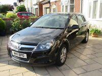 Vauxhall Astra 1.6I 2011 (11) 5 Door Hatchback Black (Cash Buyers Only) £3,800