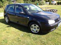 VW Golf GTI 2001 12 months MOT