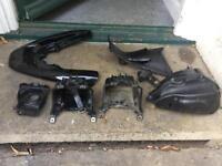 Honda pcx parts 2013