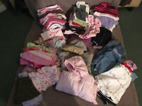 Girls Clothes Bundle age 2-3years (used)