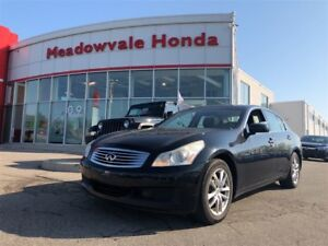 2007 Infiniti G35 Luxury l NAVIGATION l LEATHER l BACK UP CAMERA