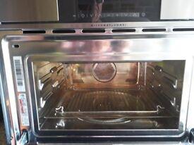 AEG Combination Microwave