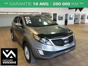 2013 Kia Sportage LX**AIR BLUETOOTH**