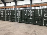 Indoor Container Self Storage (24/7 Access)