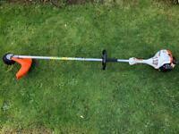 2014 Stihl FS55 R Grass Strimmer Trimmer Lawn 2 Stroke Petrol Bushcutter