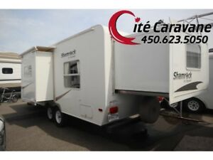 2009 Flagstaff by Forest River Shamrock 25RS AVEC BUNK BED !! 2