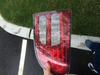 Tail lights Acura TL 2007 Base
