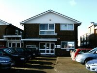 Horley close to town centre 261sq.ft & 121 sq.ft offices to let