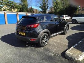 Mazda CX3 sport nav