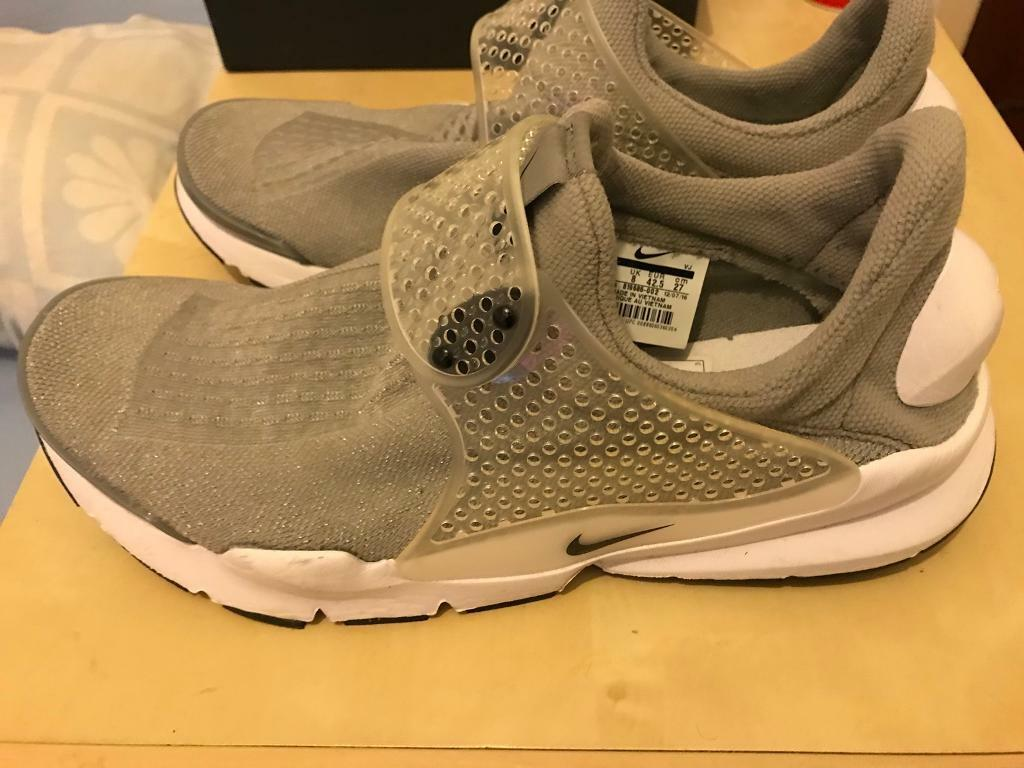 new concept 2e1a7 484aa Nike sock dart breathe trainers. Men's UK 8. | in Southsea ...