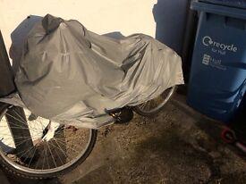 Brand new bike used twice
