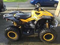 2013 can am renegade 1000xxc