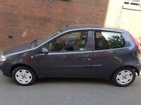 Fiat punto 9 months mot 80000 miles