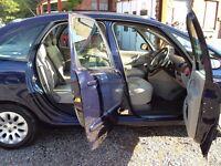 2004 Citroen Xsara Picasso Full Exclusive 1,8 petrol, manual, 5 door