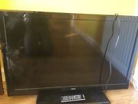 "Bush 40"" flat screen tv (faulty)"