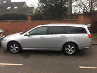 HONDA ACCORD 2.2 DIESEL 2005 ESTATE EXECUTIVE. FULL LEATHER. LONG MOT. DRIVES THE BEST.