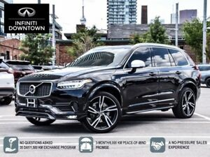 2016 Volvo XC90 T6 AWD R-Design 22 Wheels *No Accidents*