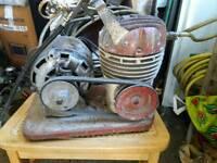 Tryed inflator/ spray compressor £30