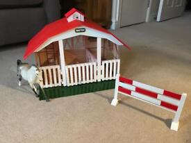 Breyer Stable and Horse