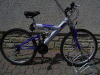 Reflex Edge Full Suspension Mountain Bike
