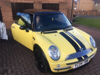 Mini One 2004 - for sale, needs parts