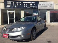 2005 Pontiac Sunfire SL ** Automatic, 4 Door, Low Kms **