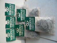 5 Packs of Woodpax Fixing Clips for V-Joint Cladding