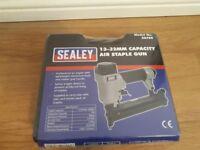 Sealey SA789 Air staple gun - NEW