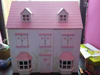 Doll House and other items