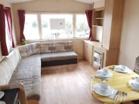 3 Bedroom Static caravan for sale 8berth in East Sussex nr Kent with beach access and 2018 fee's inc