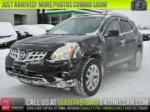 2012 Nissan Rogue SL AWD | Navigation, Sunroof, Leather Htd Seat