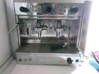 Brasilia Gradisca Commercial Espresso Machine - 2 Group