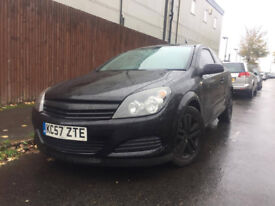 Vauxhall Astra 1.7 CDTI 3dr 57 Plate
