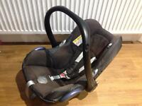 Maxi cosi cabriofix car seat in used condition