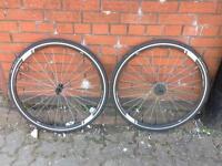 Felt TTR4 wheels