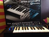 Bass Station 2 Analog synthesiser