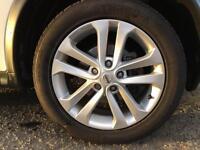 Nissan Juke Tekna Alloy Wheels 17in