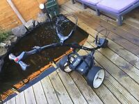 Motocaddy s1 great condition