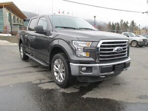 2015 Ford F-150 XLT 4x4 - 20 All Terrain Tires - Heated Seats