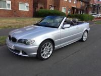 2005 BMW 320 CI SE Auto convertible 2.2 litre petrol