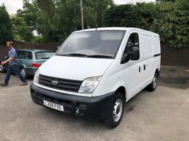 2009 58 Ldv maxus diesel 95 swb 63,000 miles needs clutch one owner