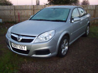 2007 07 FACELIFT VECTRA 1.9 CDTI DIESEL NICE CONDITION THROUGHOUT MOT.D APRIL 2018 ONLY £1495