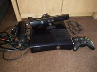 Xbox 360 + Kinect + 16 Games + Guide Book