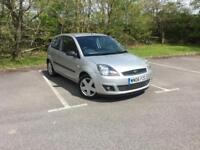 Ford Fiesta Zetec LOW MILES MOT APRIL19 NO ADVISORIES (silver cat n) 2006