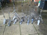 Drums - Hi Hat Stands - 8 Available